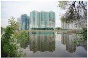 3 квартира в ЖК Адмирал без ремонта с видом на реку и парк!