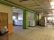 Аренда - отапливаемое помещение 150 м2 под склад м. Водный стадион