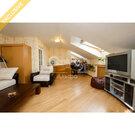 Продается 3-х комн. квартира в 2-х уровнях 111 кв.м. пр. Ленина, д.15, Купить квартиру в Петрозаводске по недорогой цене, ID объекта - 319686504 - Фото 3