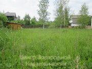Участок, Ярославское ш, Дмитровское ш, 34 км от МКАД, Ельдигино с. . - Фото 4