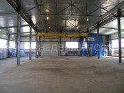 Аренда склада в Волоколамском районе