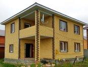 Дом под ключ в деревне Кабаново, Ногинский район. - Фото 1