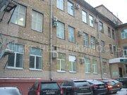 Аренда офиса 30 м2 м. Текстильщики в административном здании в .