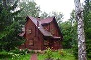 Изумительная дача с баней на просторном участке с лесными деревьями! - Фото 3