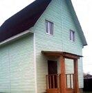 Купить дом из бруса в Солнечногорском районе д. Коньково