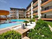 Просторная совершенно новая 1+1 квартира всего в 200м от пляжа Фугла!, Квартиры посуточно Аланья, Турция, ID объекта - 316091927 - Фото 1