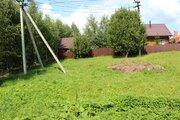 Продам большой солнечный участок в деревне Голенищево - Фото 5
