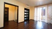 Купить видовую однокомнатную квартиру с ремонтом в доме бизнес класса. - Фото 4