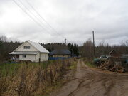 Дом на берегу реки! Первая линия.Волховский район, д.Хамонтово - Фото 3