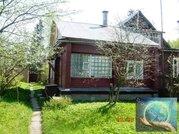 Доля жил. дома 1/2 в 86 м. 2 эт. на уч-ке 8 с, газ, вода, электр. - Фото 1