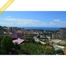 2 395 000 Руб., Квартира с панорамными окнами в новом жилом комплексе, Продажа квартир в Сочи, ID объекта - 324839418 - Фото 4