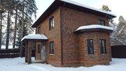 2-этажный дом расположенный в городе Пушкино, микрорайон Клязьма - Фото 1
