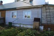 3-комн квартира в бревенчатом доме г.Карабаново - Фото 2