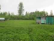 Продам земельный участок 10 сот. в СНТ Ива, массив Рябово - Фото 1