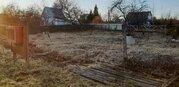 Продается земельный участок с фундаментом у д. Пожитково СНТ Восход-3 - Фото 3