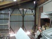 Неотапливаемый сухой склад в металлической пристройке к зданию торгово - Фото 2