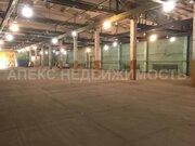 Аренда помещения пл. 700 м2 под склад, Подольск Варшавское шоссе в .