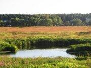 Земельный участок в развитой деревне - Фото 3