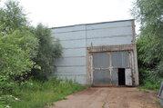 Холодный склад 838м2 в Химках