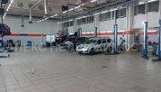 Аренда помещения пл. 950 м2 под производство, автосервис м. Владыкино .