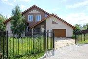 Продается кирпичный дом в деревне Спас-Каменка - Фото 1