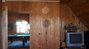 Дом 190кв.м. с коммуникациями + гостевой дом с беседкой, в п.Заокском - Фото 4