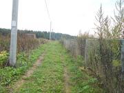 Участок 27 соток д. Мытники у леса рядом с Озернинским водохранилищем - Фото 3