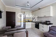 Однокомнатная квартира, г. Раменки, ул. Лобачевского 118к2 - Фото 1