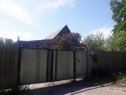 Продается часть дома с земельным участком, ул. Ленинский мехлесхоз - Фото 1