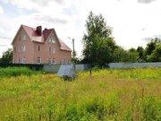 Уч 15 соток в д. Солослово на Рублёво-Успенскому ш в 18км от МКАД.