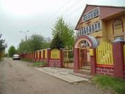 Бетонный Дом с удобствами в поселке Заокский - Фото 1