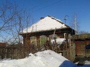 Дом в Ужуре с землей - Фото 1