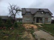 Жилой дом 290 кв.м. д.Сысоево