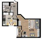 Продажа большой однокомнатной квартиры в ЖК Лётчик - Фото 2