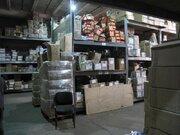 Предлагается к сдаче в аренду отапливаемое складское помещение площадь - Фото 3