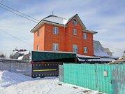 Дом 400 м2 на участке 7 соток в с.Анискино Щелковский р-н.