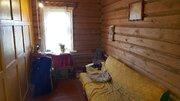 Бревенчатый дом с г/о в г. Кохма Ивановской области - Фото 5
