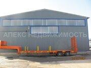 Аренда помещения пл. 432 м2 под производство, автосервис Одинцово .