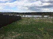 Шикарный участок на берегу озера Сенеж - Фото 2