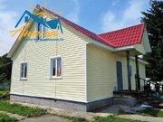 Дом с баней на большом участоке в деревне Ореховка Калужской области