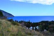 Участок 10 соток в Гурзуфе с панорамным видом на море! - Фото 1