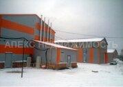 Продажа производства пл. 15000 м2 Егорьевск Егорьевское шоссе в .