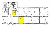 Офис 20,4 кв.м. на 5-м этаже в Бизнес-центре класса B+.
