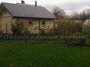 Носовихинское ш. 25 км от МКАД, Исаково, Коттедж 250 кв. м - Фото 3