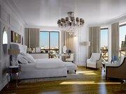 Пентхаусный этаж в 7 секции со своей кровлей, Купить пентхаус в Москве в базе элитного жилья, ID объекта - 317959547 - Фото 32