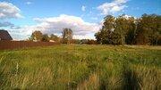 10 сот в дер.Наумово - 90 км Щелковское шоссе - лес, река, свет, газ - Фото 1