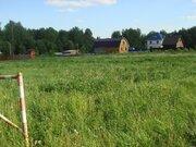 Продается земельный участок в д.Старотеряево с коммуникациями по гр. - Фото 1