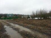 Земельный участок 9 соток в деревне Малые Петрищи, Щелковский район - Фото 4