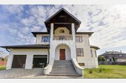 Большой дом с камином в Марупе