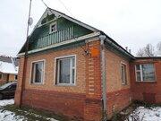 Кирпичный дом в Струнино по ул.Тюленина